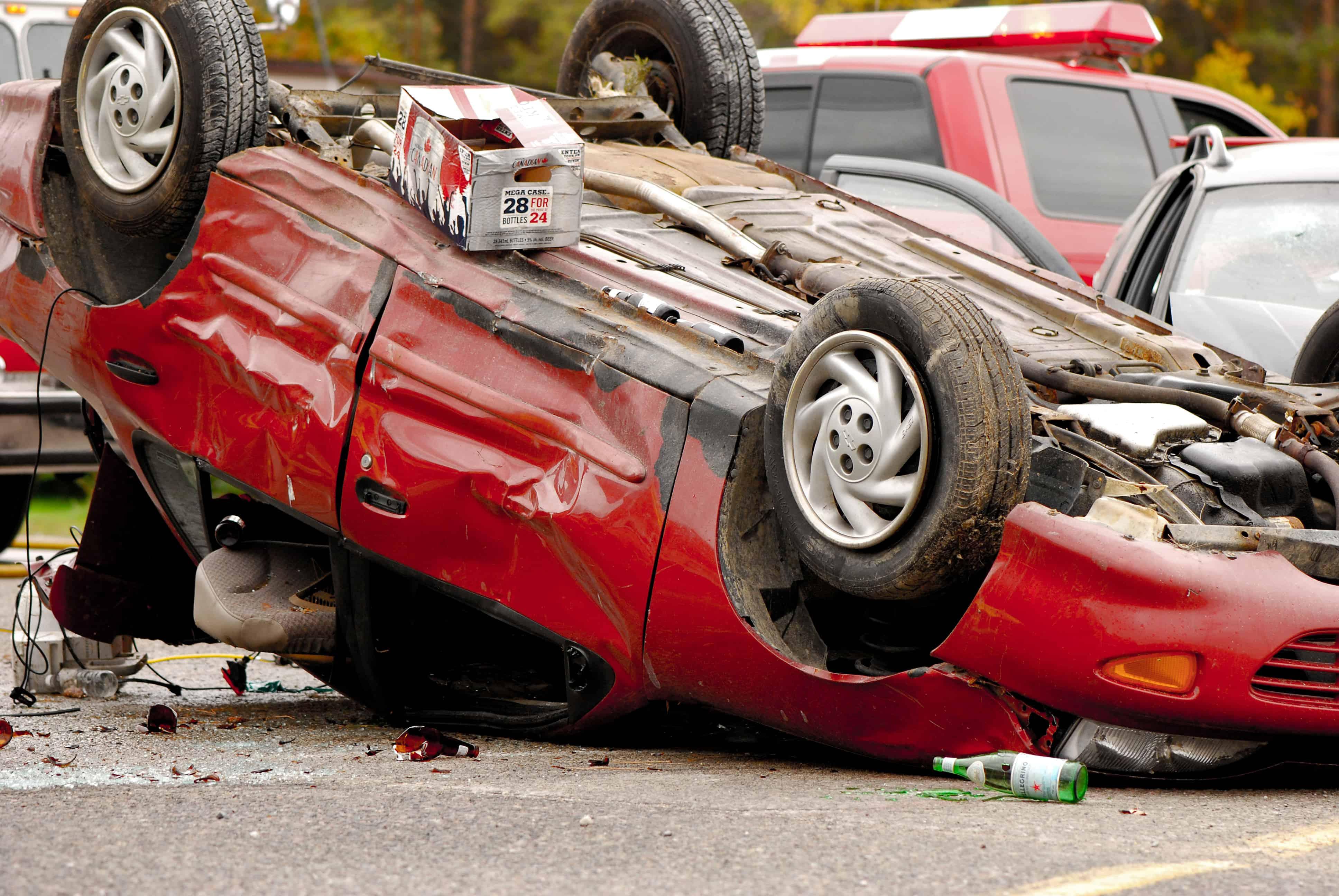 Speeding Woman Dies after Multi-Vehicle Crash on US 50 [South Lake Tahoe, CA]
